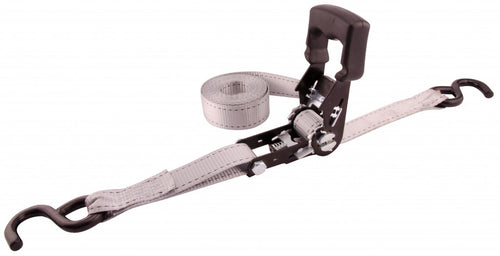 "Erickson 1.25"" x 12' Ratcheting Tie Downs (2500 Lbs.) 2-Pack / 34412"