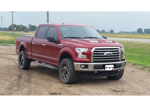 Fibertec Ram Air Hood – 2015-2020 Ford F150 / 811552