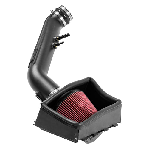 Flowmaster® Delta Force Performance Air Intake - 2010-2014 Ford F-150, Raptor with 6.2L Engine / 615186