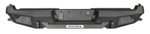 Go Rhino® BR20 Rear Bumper for 2017-2020 Super Duty / 28373T
