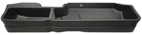 Husky Liners® Under Seat Storage Box - 2019-2020 Silverado/Sierra Extended Cab 1500, black color