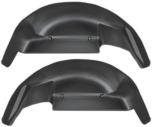 Husky Liners® Rear Wheel Well Guards – 2006-2014 Ford F150 / 79101
