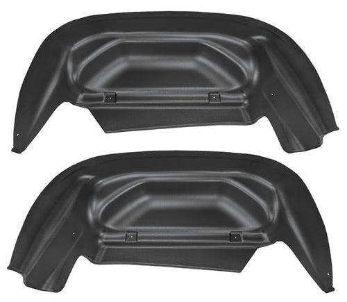 Husky Liners® Rear Wheel Well Guards - 2015-2020 Colorado & Canyon / 79021