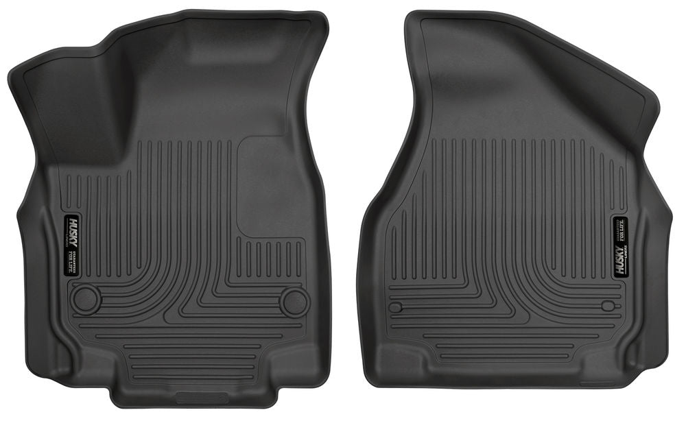 Husky Liners® WeatherBeater™ Front Floor Liners - Chrysler Pacifica