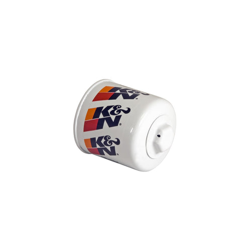 K&N® Oil Filter - 2020 Genesis G70 2.0L L4 Gas All Models, 2000 Hyundai Sonata III 2.5L V6 Gas All Models, 1972 Mazda 808 97 L4 CARB All Models & more / HP-1004