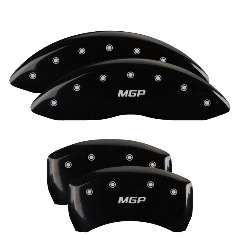 MGP Caliper Covers Dodge / 12005SMGPBK