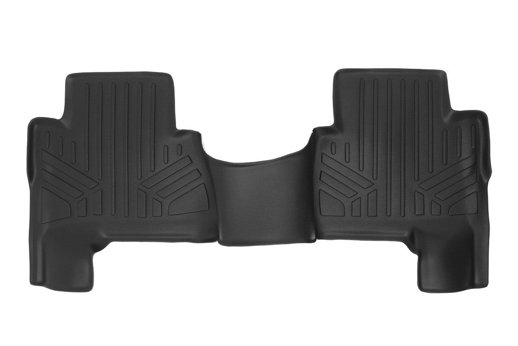 Maxliner Black Second Row Floor Liner - 2015-2020 Cadillac Escalade ESV / B0166Maxliner Black Second Row Floor Liner - 2015-2020 Cadillac Escalade ESV black