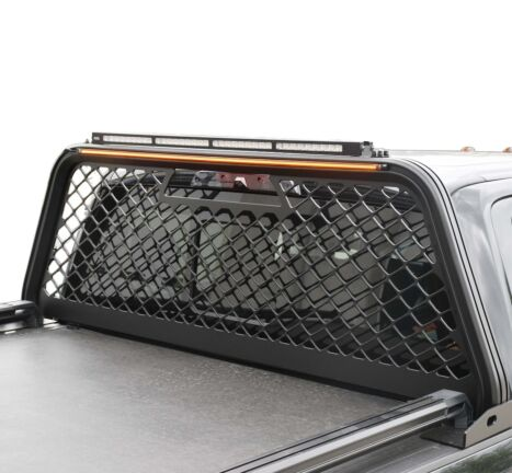 Putco Boss Rack - Black, 2016-2020 Nissan Titan / 89032