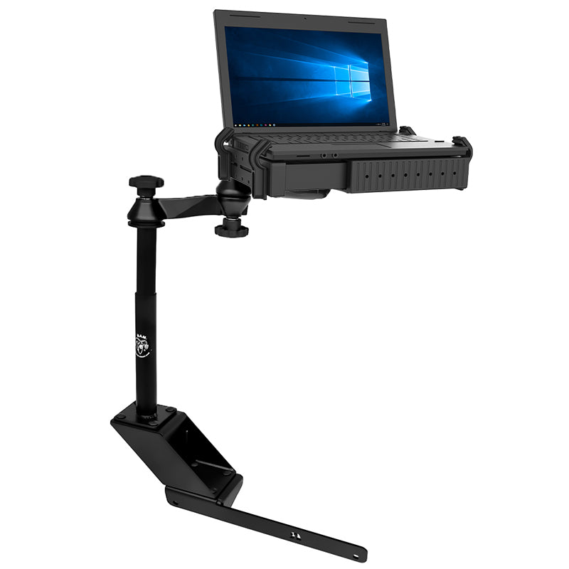 RAM® No-Drill™ Laptop Mount for 2008-2011 Dodge Ram / RAM-VB-178-SW1