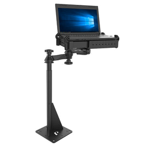 RAM® Universal Drill-Down Vehicle Laptop Mount / RAM-VBD-122-SW1