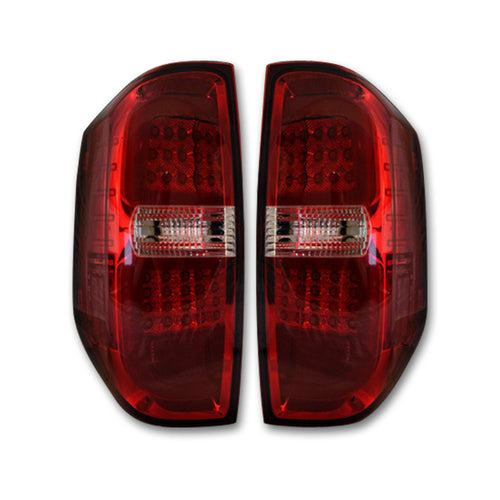 RECON Tail Light LED in Red Lens for 2014-2020 Tundra / 264288RD