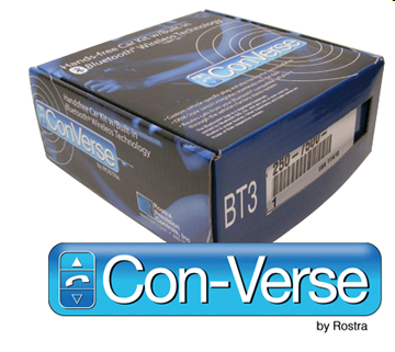 Rostra Con-Verse Bluetooth Vehicle Kit GM