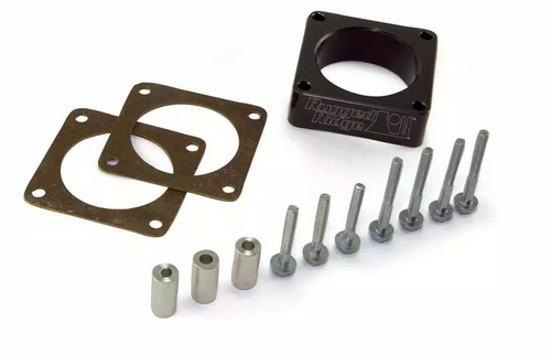 Rugged Ridge® Throttle Body Spacer for 2012-2020 Jeep Wrangler, 3.6L / 17755.03