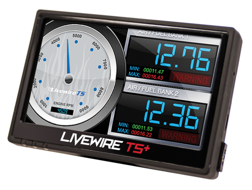 SCT Livewire Vision Performance Monitor for 1996-2020 Ford OBDII Complaint Vehicles / 5015PWD
