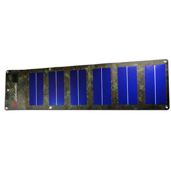 Schumacher Solar Panel 6-Watt Foldable Solar Charger Camo Edition / SP-600