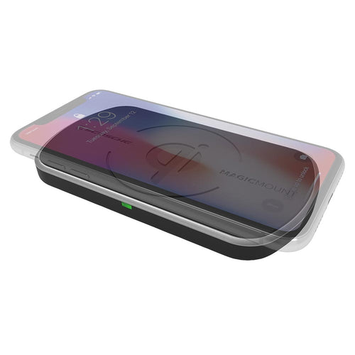 Scosche Qi Wireless Charging Magnetic Mat Mount / MQUSM-XT