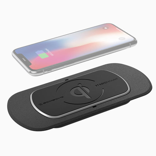 Scosche Universal Flush Surface Mount Wireless Charger