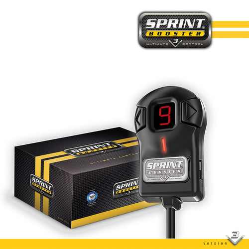 Sprint Booster® Select V3 for 2018-2020 Jeep Wrangler JL & 2020 Jeep Gladiator / SBJE1073S