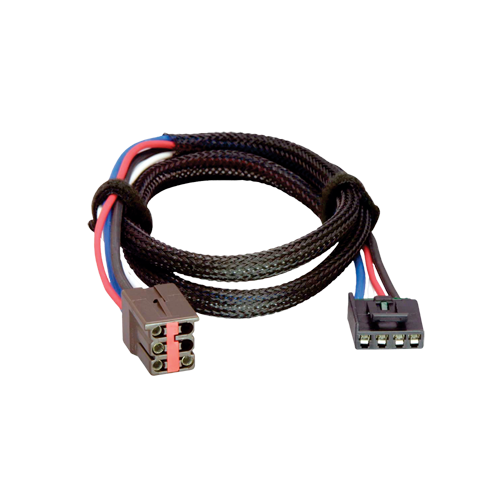 Tekonsha Brake Control Harness with Prodigy/ Primus Connector - 1994-2007 Ford Except 2005-2007 Ford Super Duty / 3035