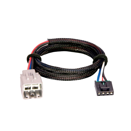 Tekonsha Brake Control Harness with 2 Plugs - 2005-2007 Ford Super Duty with Prodigy/ Primus Connector / 3065