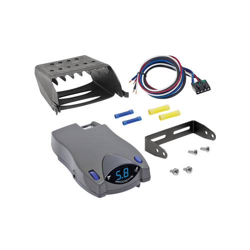 Tekonsha Prodigy® P2 Electronic Brake Control - for 1 to 4 Axle Trailers, Proportional / 90885