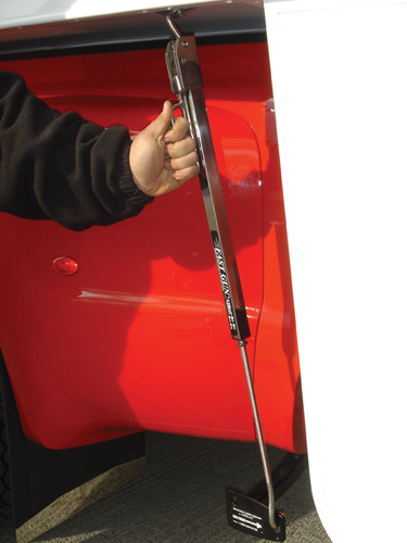 Torklift FastGun Long Range TurnBuckle Polished / S9526