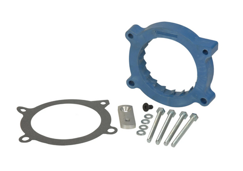 Volant® Throttle Body Spacer for 2007-2013 Silverado & Sierra, 4.8L, 5.3L, 6.0L, 6.2L / 725253