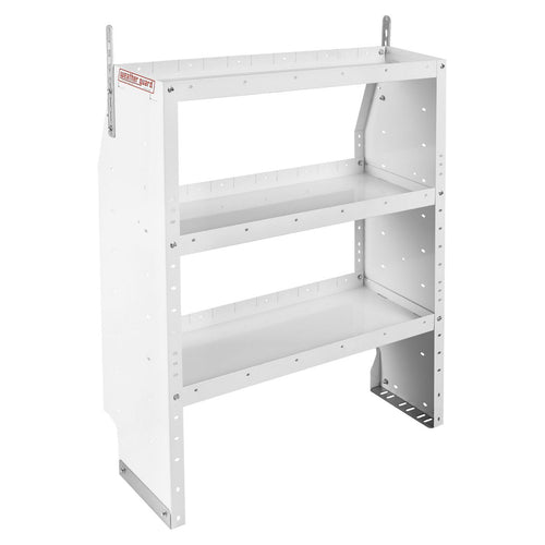 WEATHER GUARD® Adjustable 3-Shelf Unit, 44in X 36in X 13.5in - white