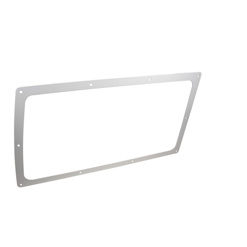 WEATHER GUARD® Composite Bulkhead Window Accessory, Full-Size Vans / white