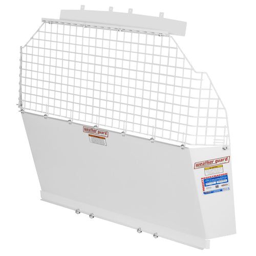 WEATHER GUARD® Mesh Bulkhead - white