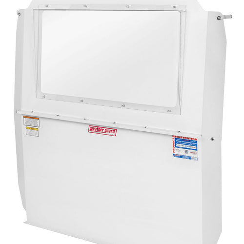 WEATHER GUARD® Window Bulkhead - white