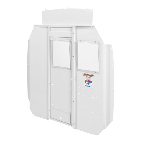 WEATHER GUARD® Window Bulkhead High-Roof - white