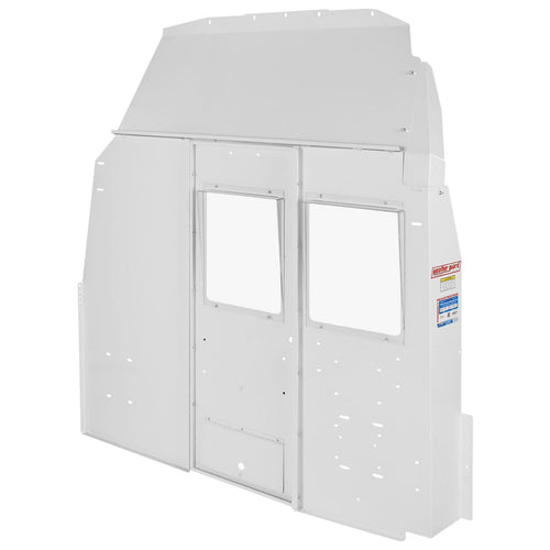 WEATHER GUARD® Window Bulkhead, Mid/High-Roof - white