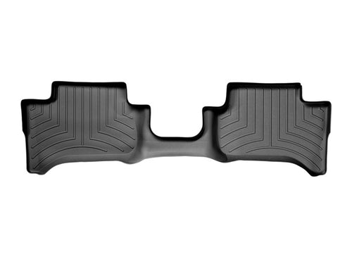 WeatherTech Black Second Row Floor Liner - 2004-2009 Dodge Durango