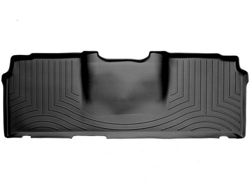 WeatherTech Black Second Row Floor Liner - 2006-2008 Dodge Ram Mega Cab, 2009 SLT 4WD, 2010-2018 Dodge Ram 2500/3500WeatherTech Black Second Row Floor Liner - 2006-2008 Dodge Ram Mega Cab, 2009 SLT 4WD, 2010-2018 Dodge Ram 2500/3500