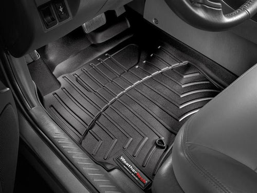 WeatherTech Black Front Floor Liner - 2005-2007 Ford Escape, 2005-2007 Mazda Tribute