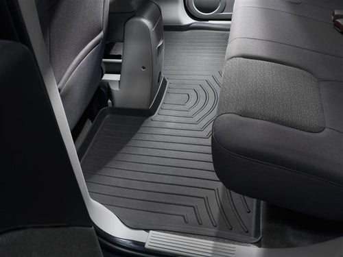 WeatherTech Black Second Row Floor Liner - 2005-2009 Chevrolet Equinox, 2006-2009 Pontiac Torrent