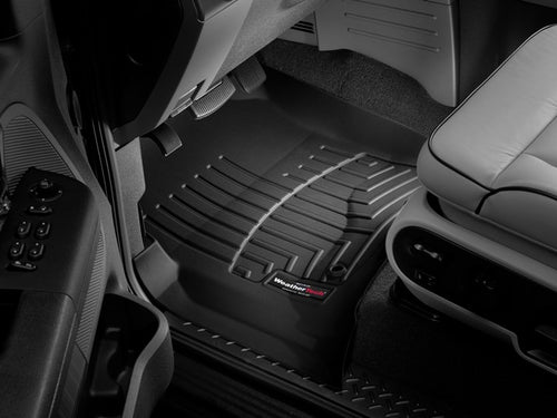 WeatherTech Black Front Floor Liner - 2004-2008 Ford F150, 2006-2008 Lincoln Mark LTWeatherTech Black Front Floor Liner - 2004-2008 Ford F150, 2006-2008 Lincoln Mark LT