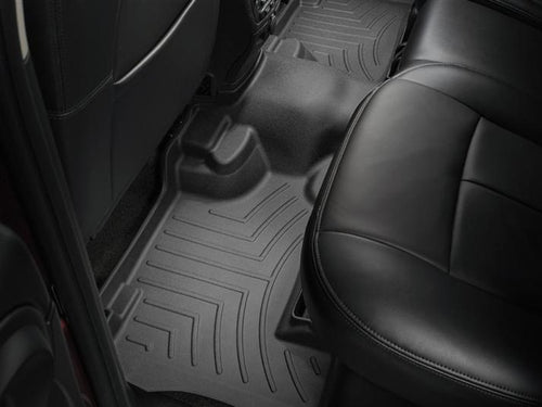 WeatherTech Black Second Row Floor Liner - 2002-2009 GMC Envoy
