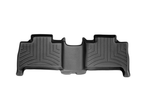 WeatherTech Black Second Row Floor Liner - 2006-2011 Hummer H3