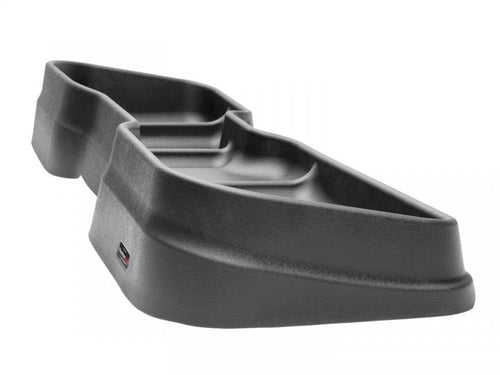 WeatherTech Underseat Storage System - 2007-2020 Toyota Tundra, black color