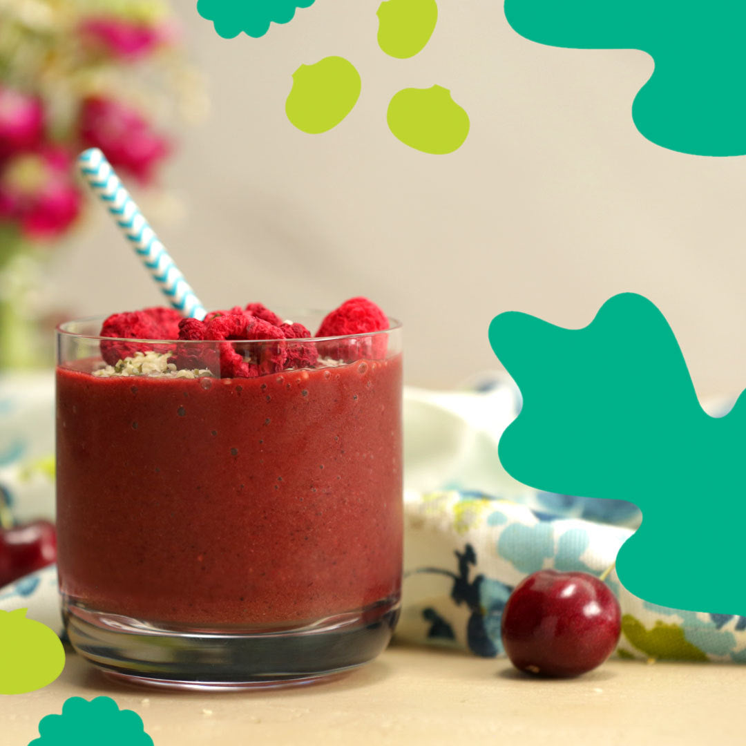 Berry Sweet Smoothie