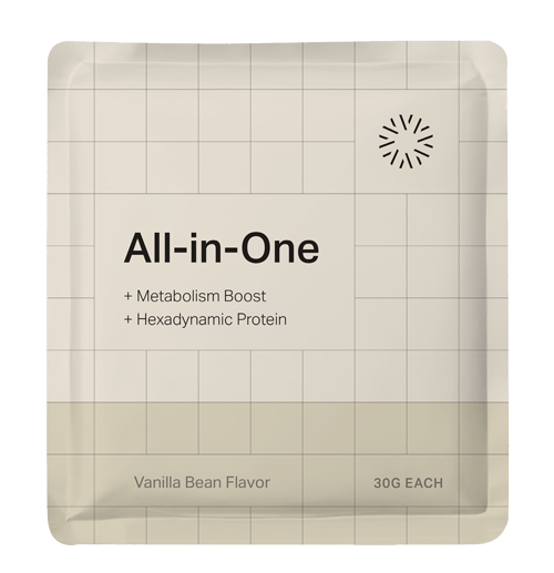 All-in-One Superfood Shake Vanilla Bean Packets