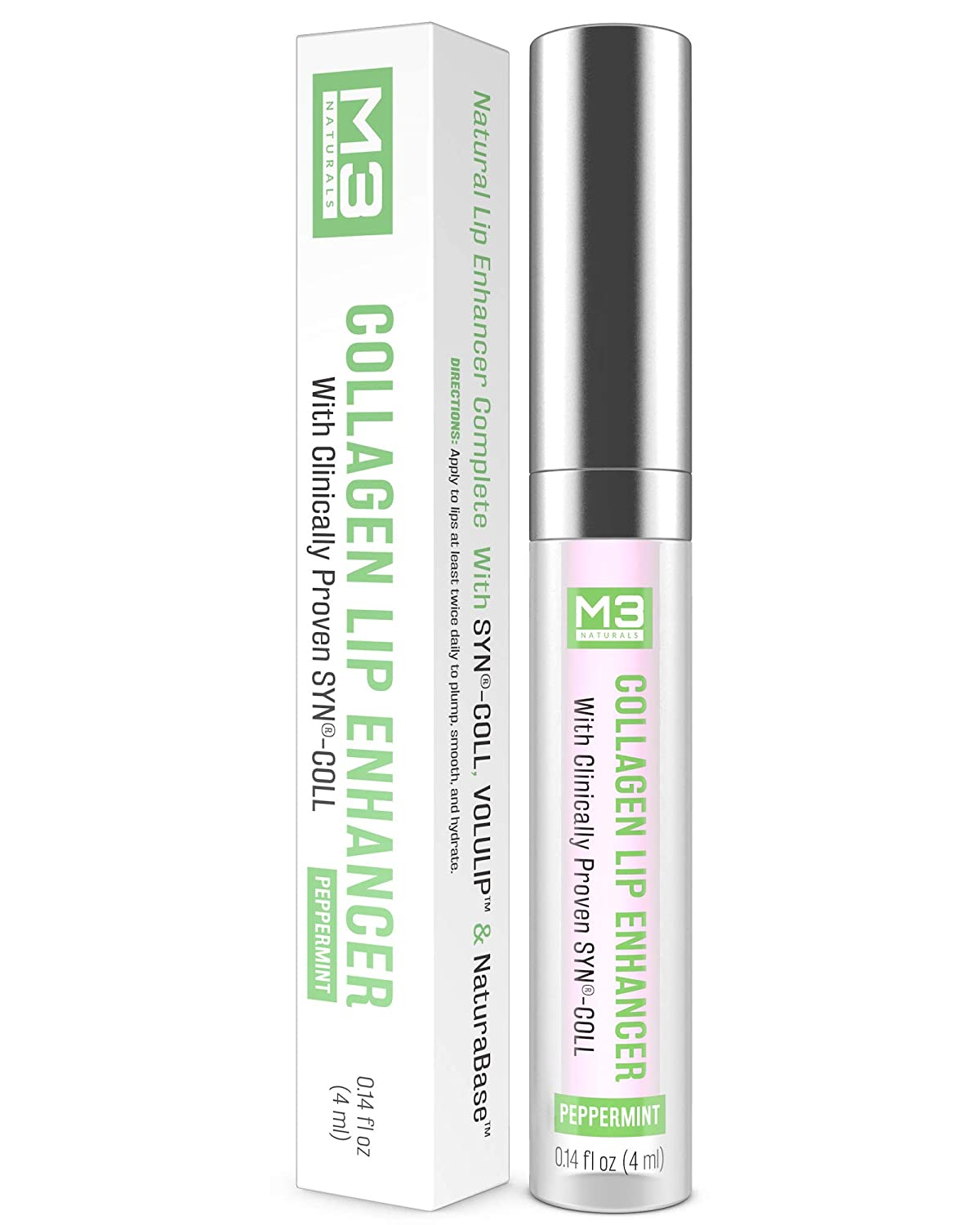 Collagen Lip Enhancer - M3 Naturals
