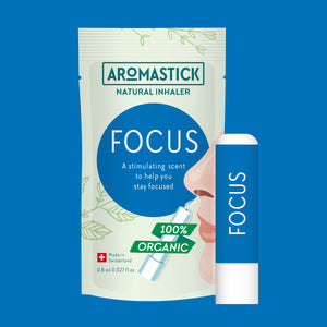 Aromastick Natural Inhaler Focus