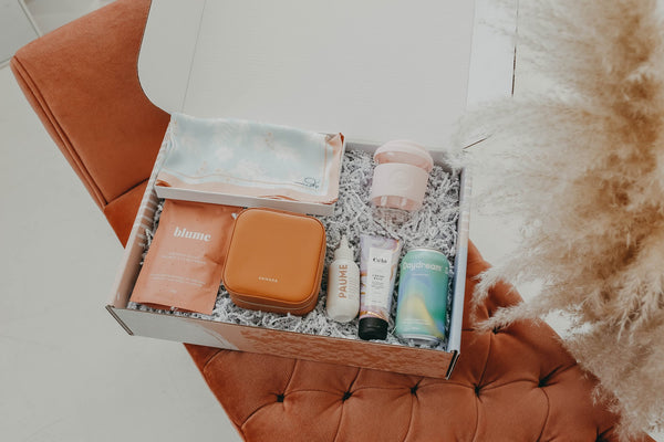 The gift refinery Canadian gift box subscription for Mother's Day
