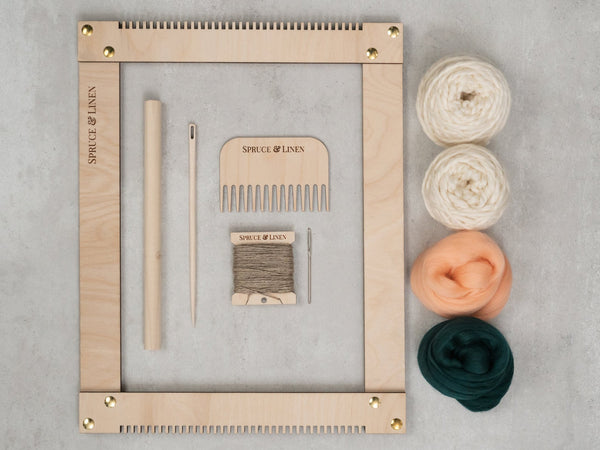 weaving kit for mothers day gift guide