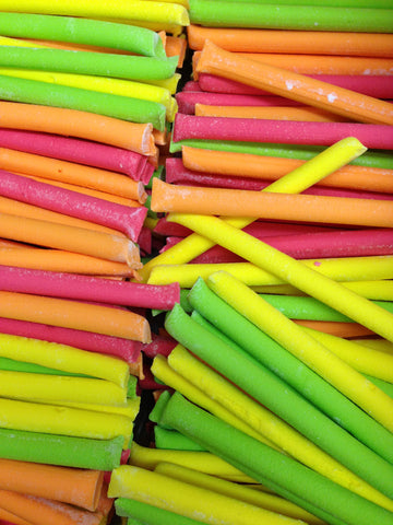 Fruity pencils -