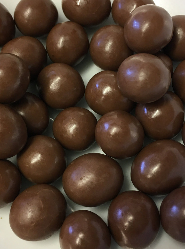 Coffee Beans coated in milk choc