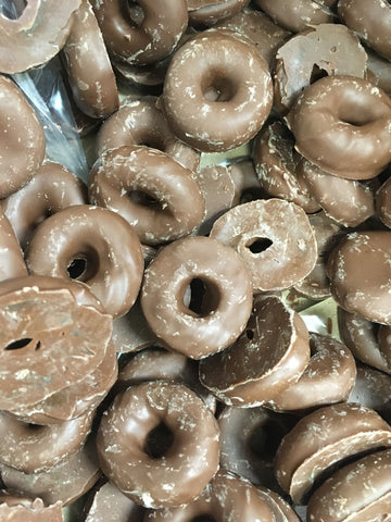 Chocolate (Milk) Coated Fruit Rings - GLUTEN FREE